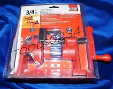 """Bessey BPC-H34 3/4"""" Pipe Bar Adjustable Clamp Fixture Free Ship US 50 States"""