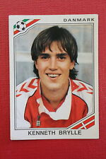 Panini MEXICO 86 N. 362 DANMARK BRYLLE With back GOOD CONDITION!!