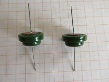 100 uF 70 V lot of one K52-5 Russian TANTALUM-SILVER capacitor military grade