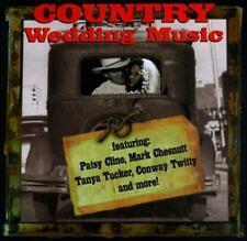 : Country Wedding Music  Audio Cassette