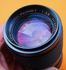 EBC Fujinon 135mm Fuji Tele Lens, M42 Screw Mount, NEX, EOS, Fujifilm, M4/3