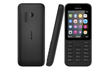 Brand New Nokia 215 - Black (Unlocked) Mobile Phone Sim Free