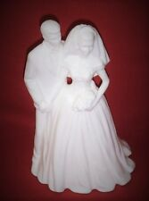"COALPORT Bone China ""SPECIAL OCCASIONS ~ WEDDING DAY"" GLOSS FIGURINE~PERFECT"