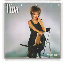 TINA TURNER PRIVATE DANCER 1984 LP COVER FRIDGE MAGNET IMAN NEVERA