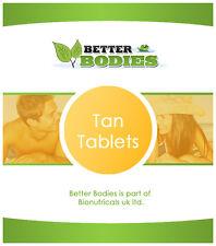 FAST TAN ABBRONZANTE SUN BED Tablet accelera il processo di concia NATURALE e sicura