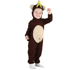 #MONKEY TODDLER COMPLETE OUTFIT CHILD 2-3 YEARS ANIMAL FANCY DRESS BOOK WEEK