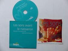 CD Disque PUB PAMPERS Les sons avant la naissance 00SLFF017