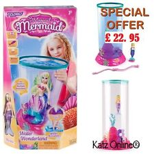 ZURU My Magical Mermaid Play Kit With Tank  Robo Mermaid Play Set Robo Fish