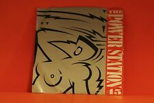 """THE POWER STATION 45 - THE HEAT IN ON / SOME LIKE IT HOT  -  PS - 7"""" SINGLE 45 P"""
