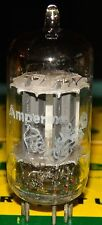 Strong Amperex Bugle Boy 12ax7 Ecc83  Vacuum Tube mC6 D-Getter Foil Strip