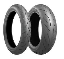 Bridgestone S21 Battlax Hypersport Front Tire 130/70ZR-16 TL (61W) 005529
