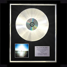 ANATHEMA WERE HERE BECAUSE WERE HERE CD PLATINUM DISC FREE P+P!!