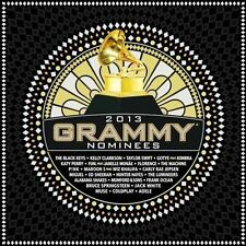 2013 Grammy Nominees CD miguel katy perry pink taylor swift jack white adele