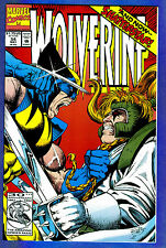 WOLVERINE 54 - 1992- Volume 2   (vf)