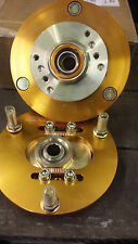Escort Mk1/Mk2 Small Strut Top Caster  Adjuster Plates Poss Kit car