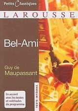 Bel-Ami (Petits Classiques Larousse Texte Integral) (French Edition)-ExLibrary