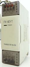 Mitsubishi FX-8EYT Programmable Controller Transistor Block Erweiterungsmodul