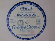 "BLACK BOX Strike it up 12"" ITALO ZONE D.J. LELEWEL"