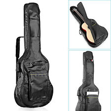 Neewer Protective Acoustic Guitar Padded Gig Bag--Black