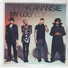(HB878) Skunk Anansie, My Ugly Boy - 2010 DJ CD
