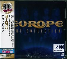 EUROPE THE COLLECTION 2013 CD JAPAN REMASTERED HIGH FIDELITY BLU-SPEC CD2 FORMAT