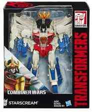 TRANSFORMERS COMBINER WARS LEADER CLASS FIGURE DECEPTICON STARSCREAM