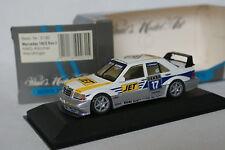 Minichamps 1/43 - Mercedes 190 E Evo 2 AMG JET N°17