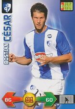 BOSTJAN CESAR SLOVENIA GRENOBLE FOOT 38 TRADING CARDS ADRENALYN PANINI FOOT 2010