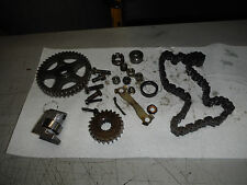 1996 SKIDOO SKI DOO SUMMIT 136 670 CHAIN CASE SPROCKETS & CHAIN 43T 23T BIN 96-3