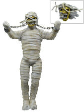 "Authentic NECA Iron Maiden Mummy Eddie 8"" Figure 84-85 World Slavery Tour NEW"
