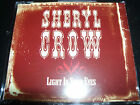 Sheryl Crow Light In Your Eyes EU Promo CD Single - New