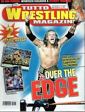 Tutto Wrestling Magazine.Edge,John Cena,Mvp,Warrior,The Barber,Natalya,iii
