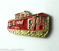 Norfolk and Western Caboose Railroad Locomotive Pin