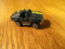 VINTAGE MICRO MACHINES '70'S -'80'S TRANS AM BLUE WITH YELLOW STRIPE GALOOB 1989