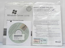 MS Windows Server 2003 R2 Standard - englisch - für Fujitsu-Siemens Server -
