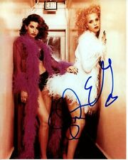 GINA GERSHON & ELIZABETH BERKLEY signed autographed SHOWGIRLS photo