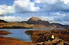 Loch Maree and Slioch: Ross-shire