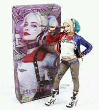 "SUICIDE SQUAD/ FIGURA HARLEY QUINN 26 CM- COLLECTIBLE FIGURE 10"" IN BOX"