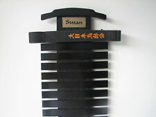 Martial Art Belt Display 10 level  Rack karate tae kwon dorack holder  ata