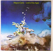 "12"" LP - Magna Carta - Lord Of The Ages - B3212 - washed & cleaned"