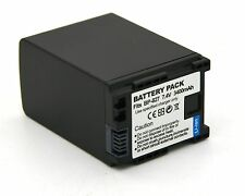Battery for BP-807 BP-808 Canon VIXIA HF M30 HFM30 M300 M31 M32 M40 M400 M41 new