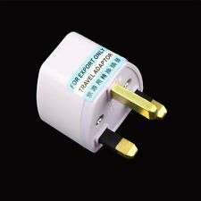Travel to UK Great Britain England Plug Power Adapter Converter from EU US AU