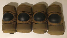 *NEW* Elbow Pad Set-Coyote Brown Giant Lot (100) Pair Unused Military Size-Large