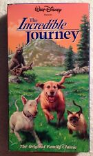 The Incredible Journey (Prev. Viewed VHS, 1997)