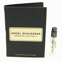Angel Schellser-Oriental Edition II SAMPLE Mini VIAL Perfume Spray 1.5 ml