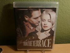 From The Terrace Blu-Ray Paul Newman Limited Edition of 3,000 Brand New OOP