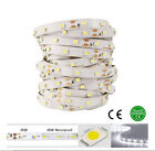 12V 5M Cool White SMD 3528 300 LED Strip Non-waterproof + 12V 2A Power Supply