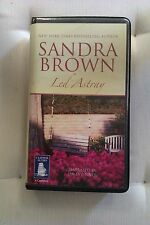 Led Astray by Sandra Brown: Unabridged Cassette Audiobook (D5)