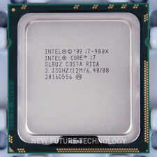 Intel Core i7-980X Extreme Edition SLBUZ LGA 1366 CPU 3200/3.33GHz USA free ship