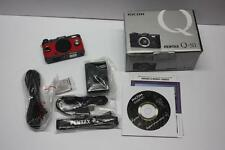 Ricoh Pentax Q-S1 Mirrorless Digital Camera Body Kit - RED - EXCELLENT